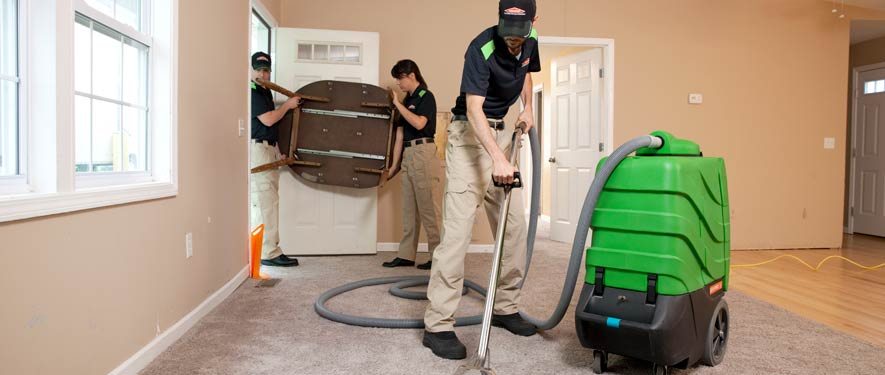 Saginaw, MI residential restoration cleaning